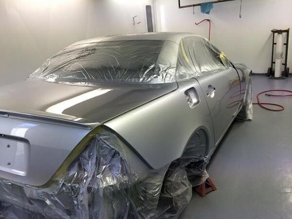 mercedes-slk-full-respray-during-rear-profile