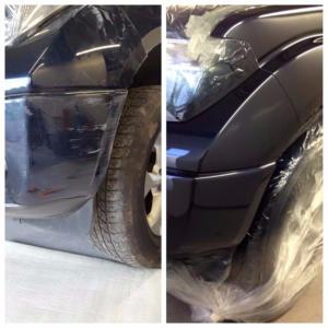 nissan-navara-front-bumper-scuff-repair
