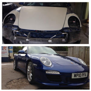 porsche-911-bonner-and-bumper-repair