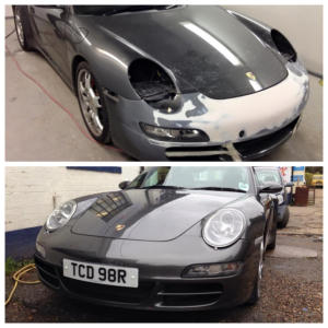porsche-911-carrera-front-bumper-repair